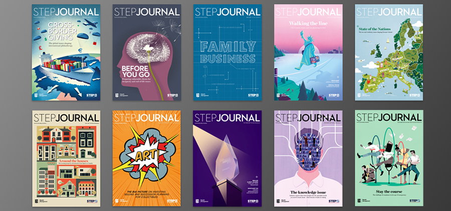 STEP Journal covers 2017